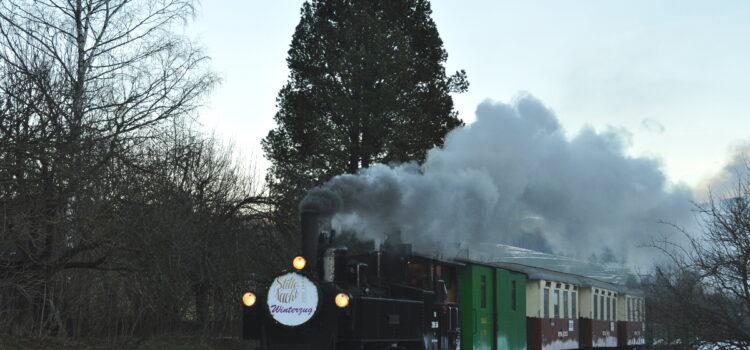 Winterfahrt mit der österreichischen Taurachbahn (27.12.2018)